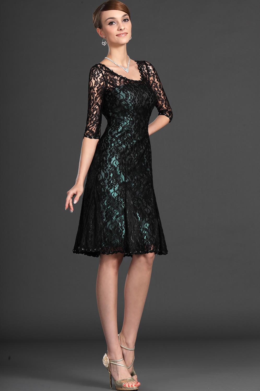 robe dentelle noire elle valorise votre silhouette plus que jamais. Black Bedroom Furniture Sets. Home Design Ideas
