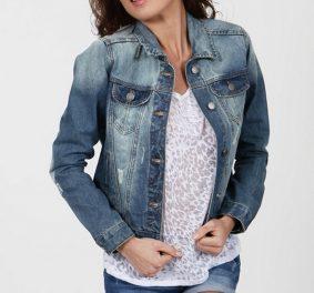 Veste en jean femme, apporter une touche branchée à votre tenue
