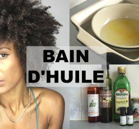 Bain d huile cheveux : quels en sont les bienfaits et les vertus ?
