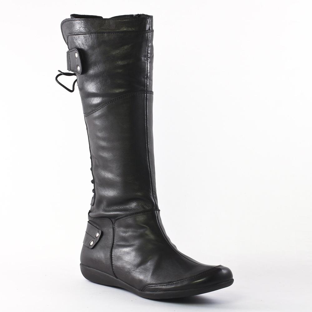 bottes noir