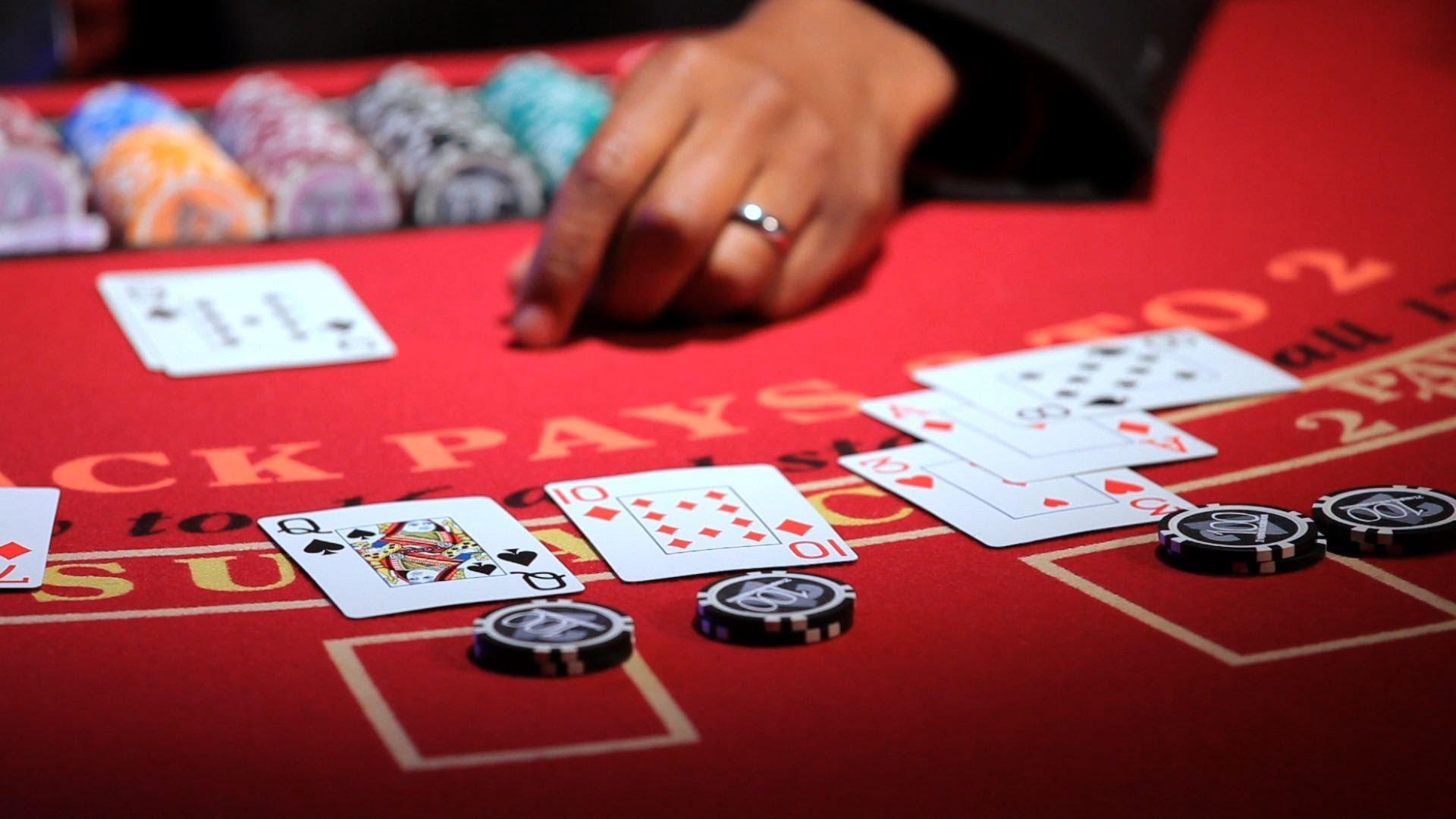 Blackjack gratuit comment se placer sur une table - Comment placer les verres sur une table ...