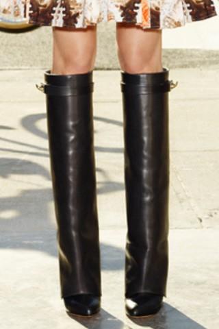 énorme réduction top design chaussures de tempérament Botte givenchy