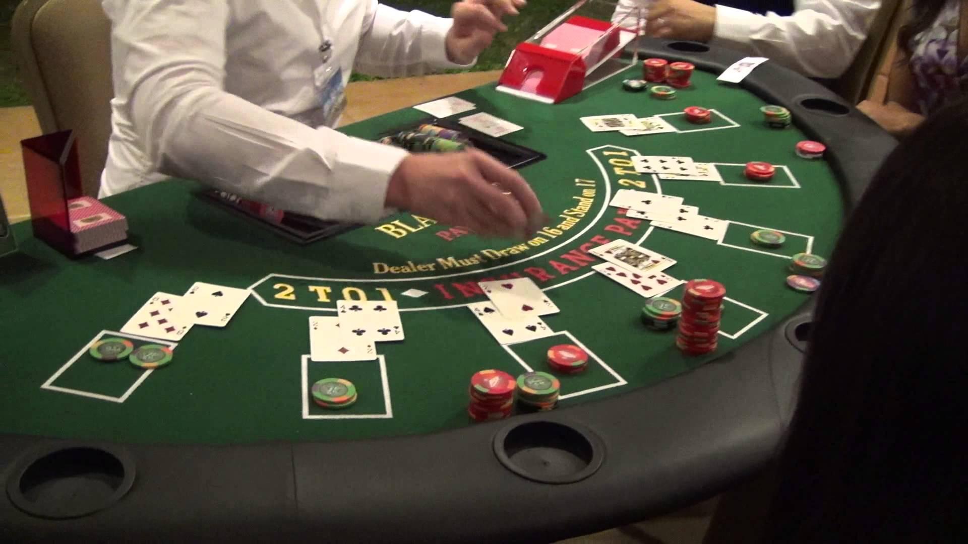 Blackjack: tenez compte de la stratégie de base