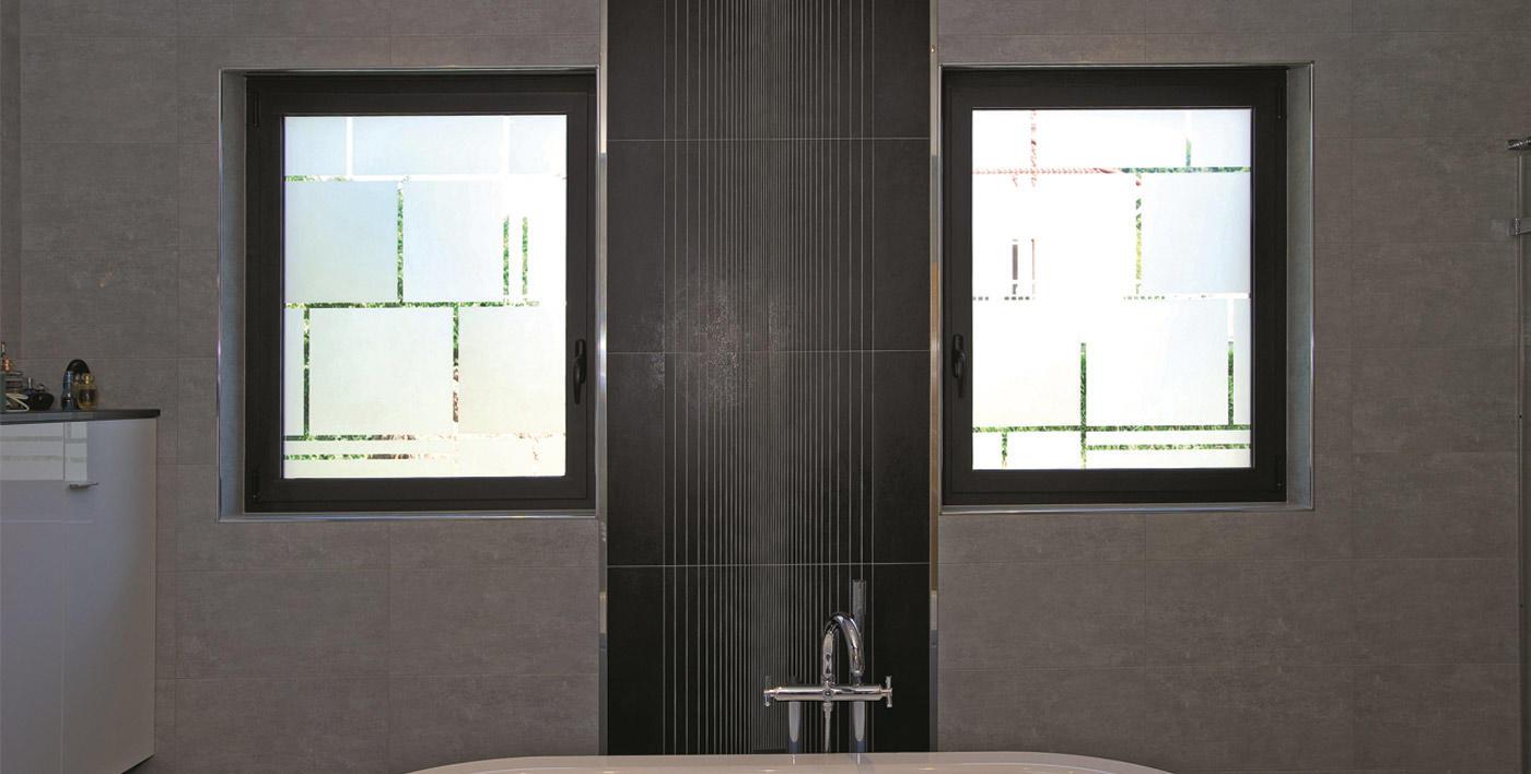 Fenêtre aluminium : il est possible de la personnaliser