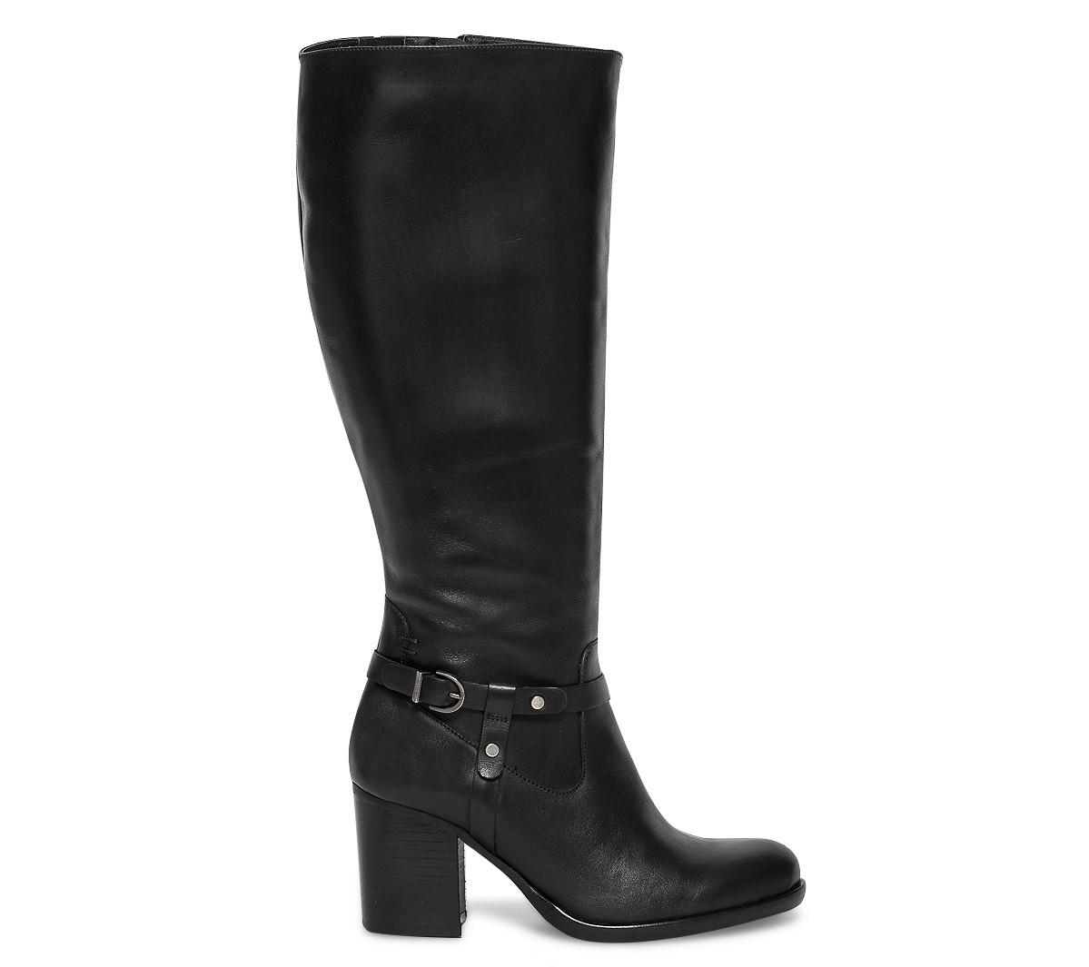 bottes mollets larges pour se sentir bien dans ses chaussures. Black Bedroom Furniture Sets. Home Design Ideas