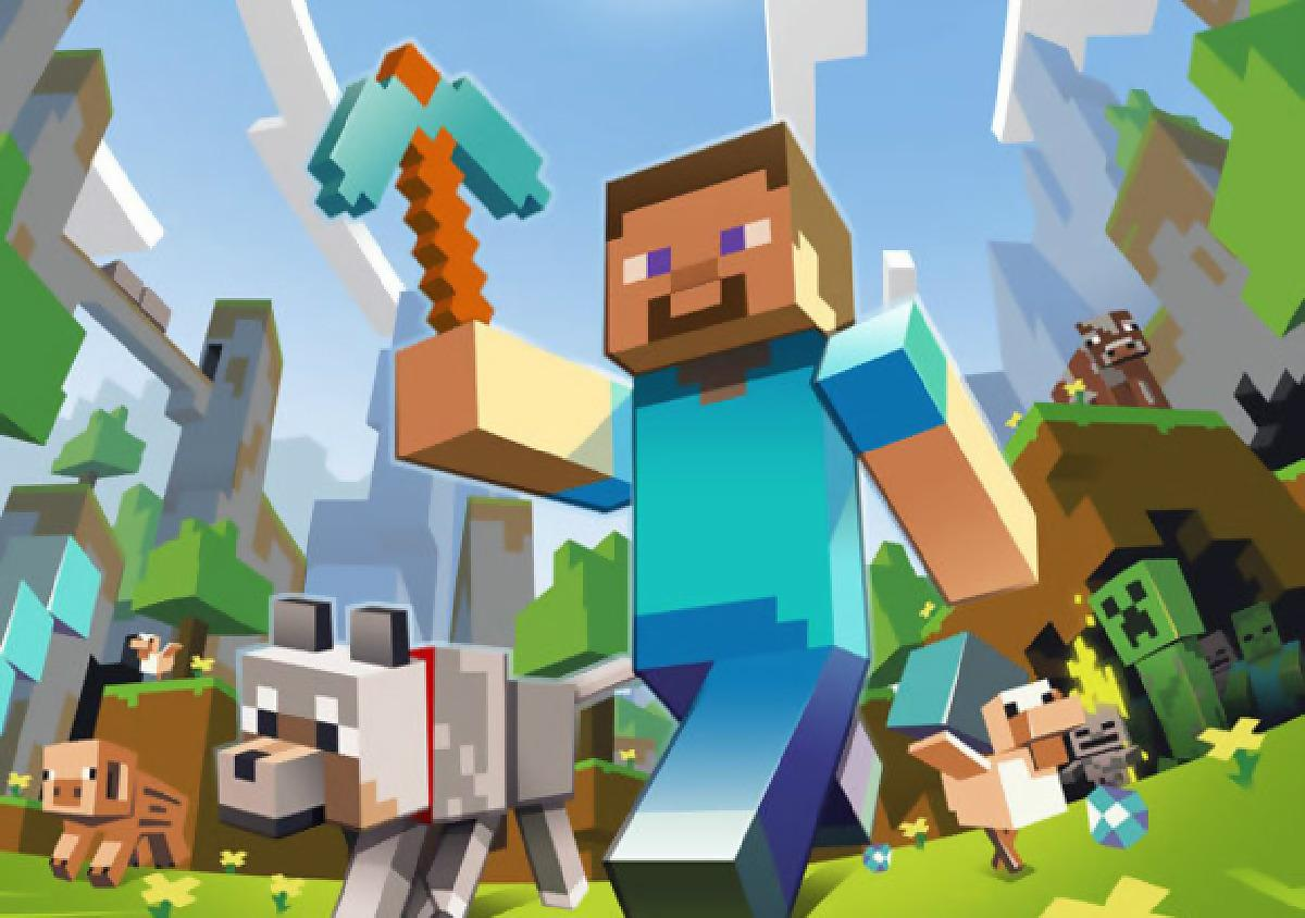 Comment Faire Une Maison Minecraft De Luxe
